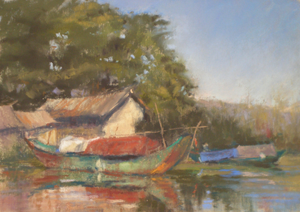 Marilyn Drake: Afternoon Reflections