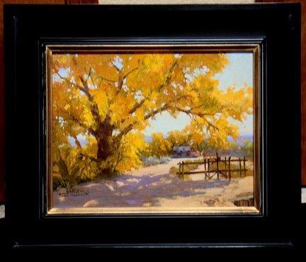 Robert Kuester: Autumn in Corrales