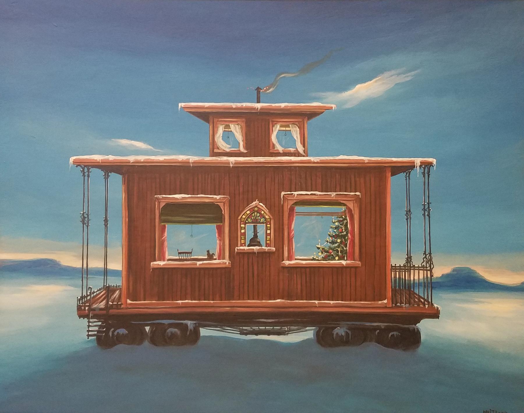 Robert Maitland: Caboose Christmas