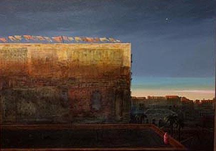 Robert Maitland: Calcutta Roof Tops