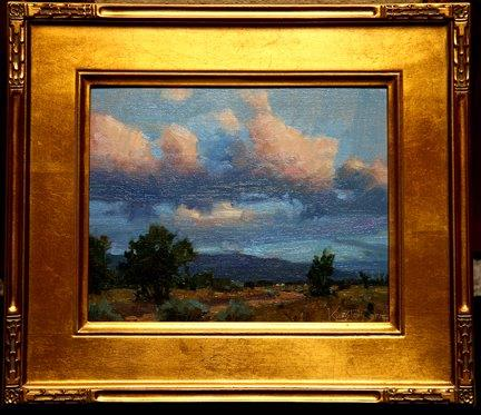 Robert Kuester: Cotton Candy Clouds