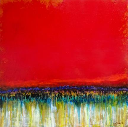 David Zaintz: Dawning Under a Blood Red Sky