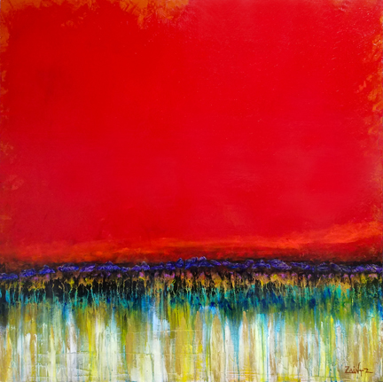 David Zaintz: Dawning Under a Blood Red Sky