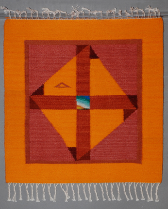 Donna Loraine Contractor: Chinese Pythagorean Proof Orange