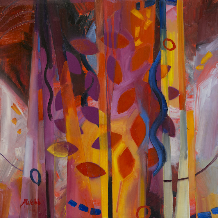 Alice Webb: Fire III