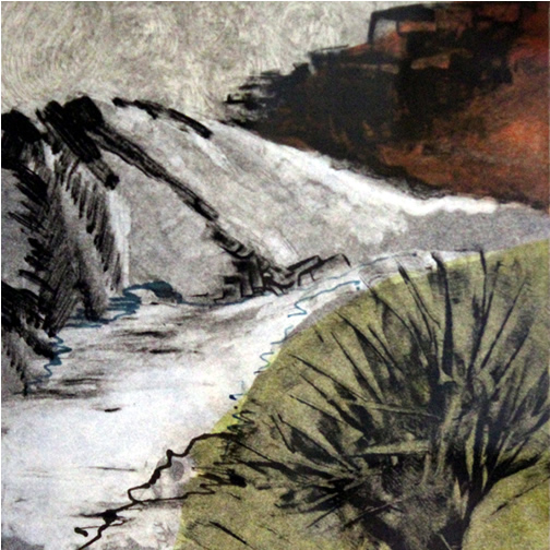 Carla Forrest: Flow #2