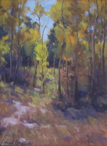 J. Wade Griffin - Golden Autumn