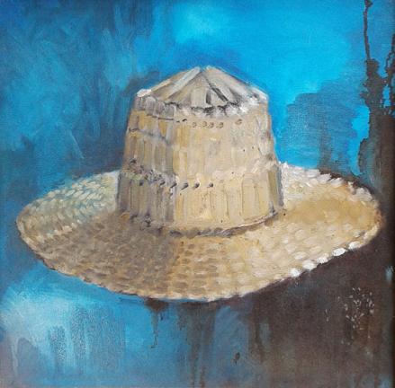 Eason Eige: Hat VII, Mexican Straw