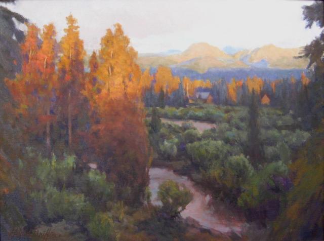 J. Wade Griffin - Last Light - Fraser Valley