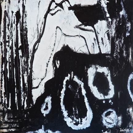 David Zaintz: Life, Sticks, Petroglyphs
