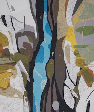 Alice Webb: Marble Canyon I