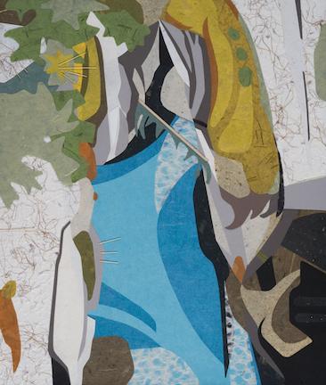 Alice Webb: Marble Canyon II
