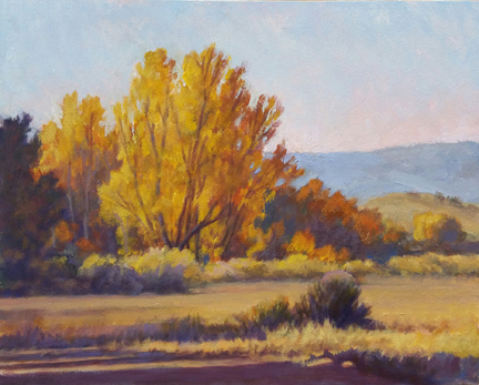 Lee McVey: Autumn Pasture