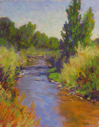 Lee McVey: Brazos River