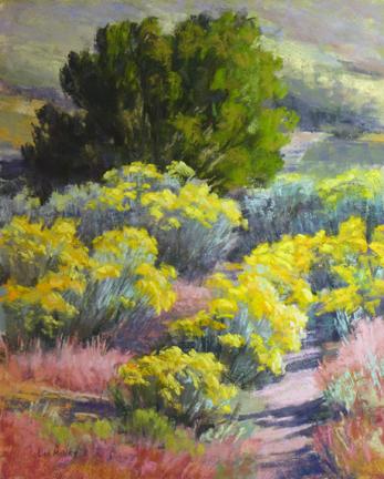 Lee McVey: Chamisa Abundance