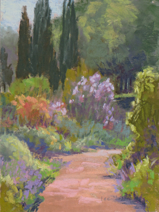 Lee McVey: Garden Path