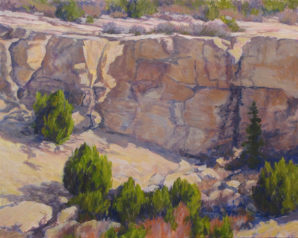 Lee McVey: Ojito Rocks