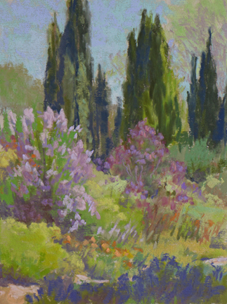 Lee McVey: Spring Garden