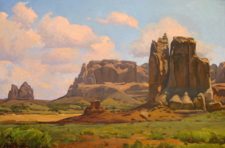 J. Wade Griffin - Moab Buttes
