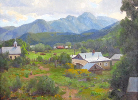 J. Wade Griffin - Penasco Valley