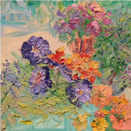 Carla Forrest: Perennials at the Market