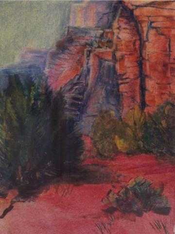 Carla Forrest: Red Rocks