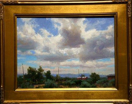 Robert Kuester: Scattering Cumulus