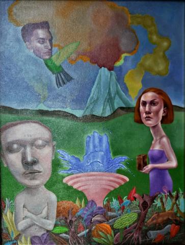 Emily Trovillion - Sea Dream