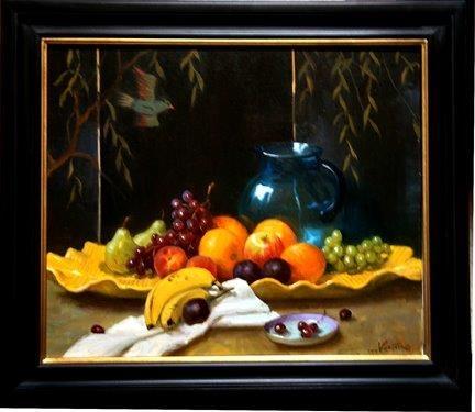 Robert Kuester: Still life Tropicale