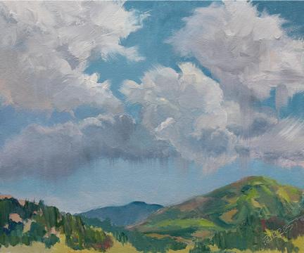 Carla Forrest: Valles Caldera