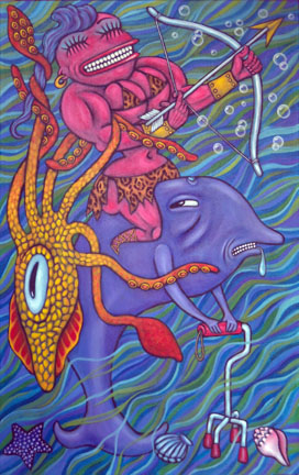 Laura Wacha: By the Seashore