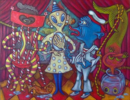 Laura Wacha: Fishcoteque