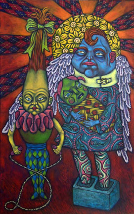 Laura Wacha: Grounded