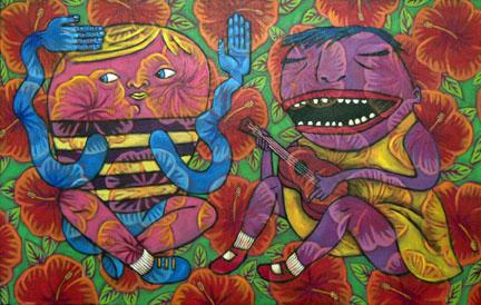 Laura Wacha: Hula