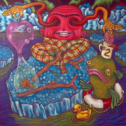 Laura Wacha: With the Floe