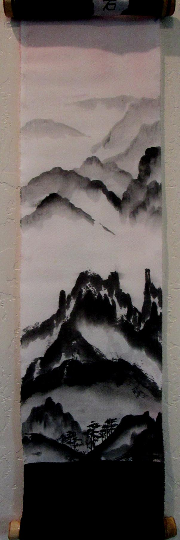Pat Marsello: Yellow Mt. China Scroll