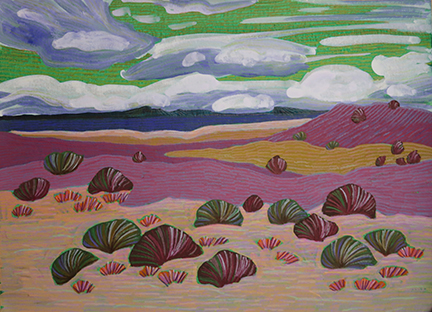 Carol Chamberland: Ojito Wilderness #3
