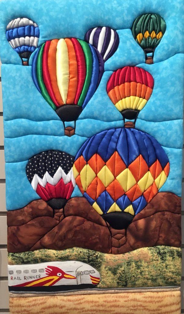 E. Cristina Diaz-Arntzen: Albuquerque Balloon Festiv