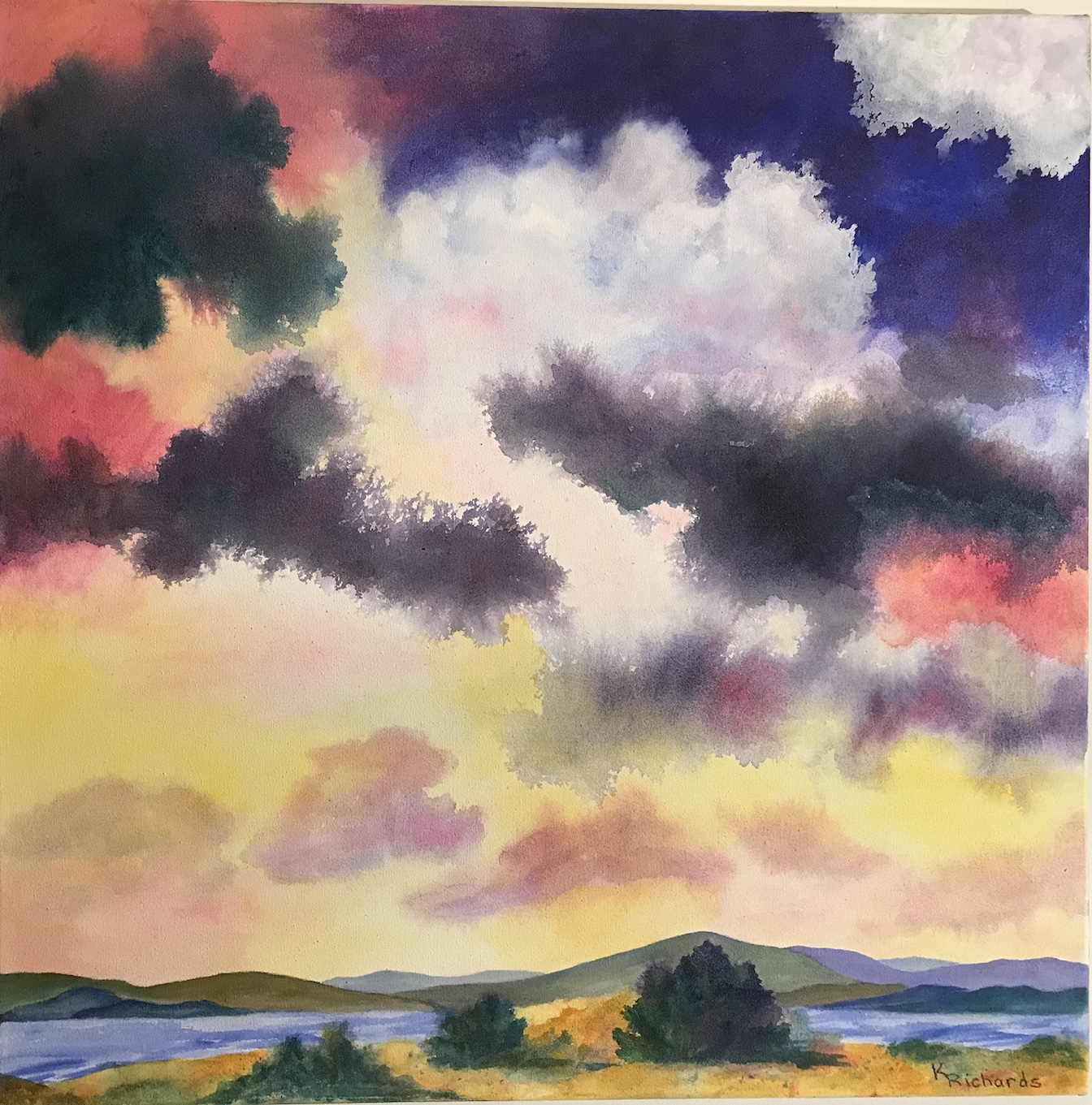 Kay Richards: Approaching Storm