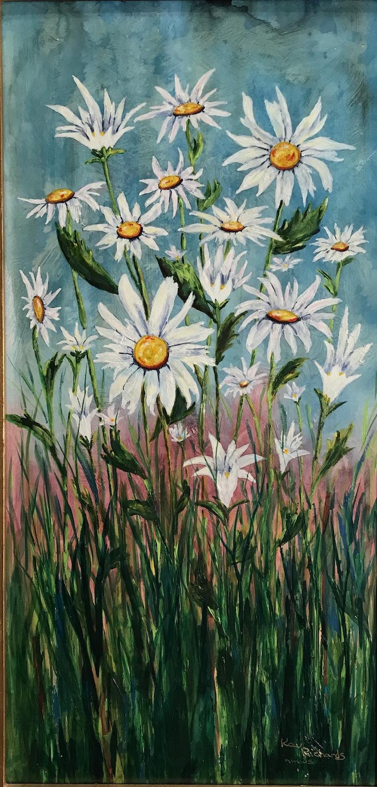 Kay Richards: Daisies