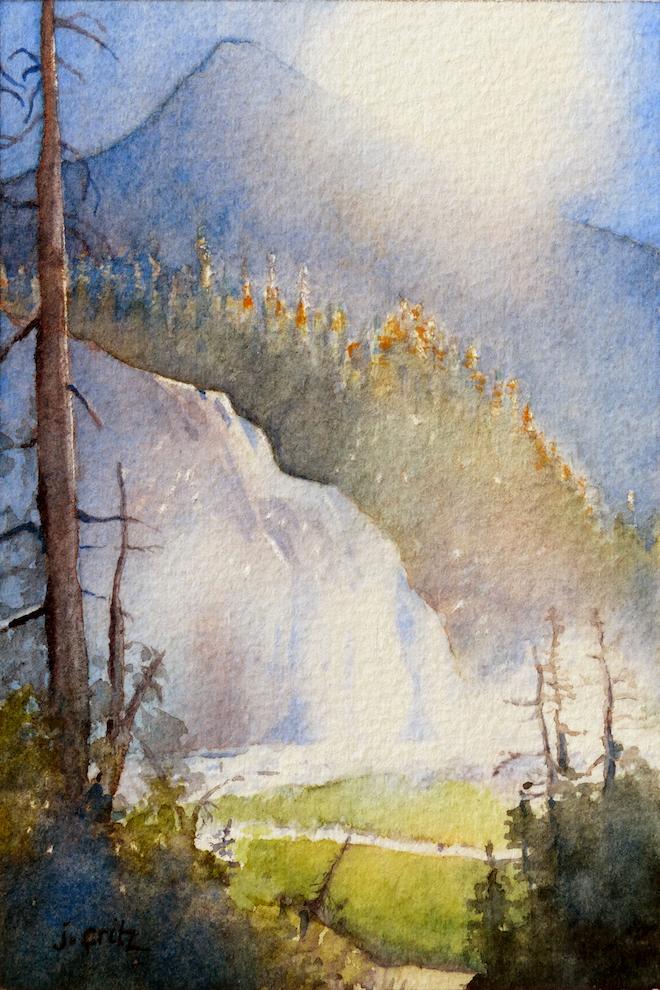 Jane Fritz: Emperor Falls