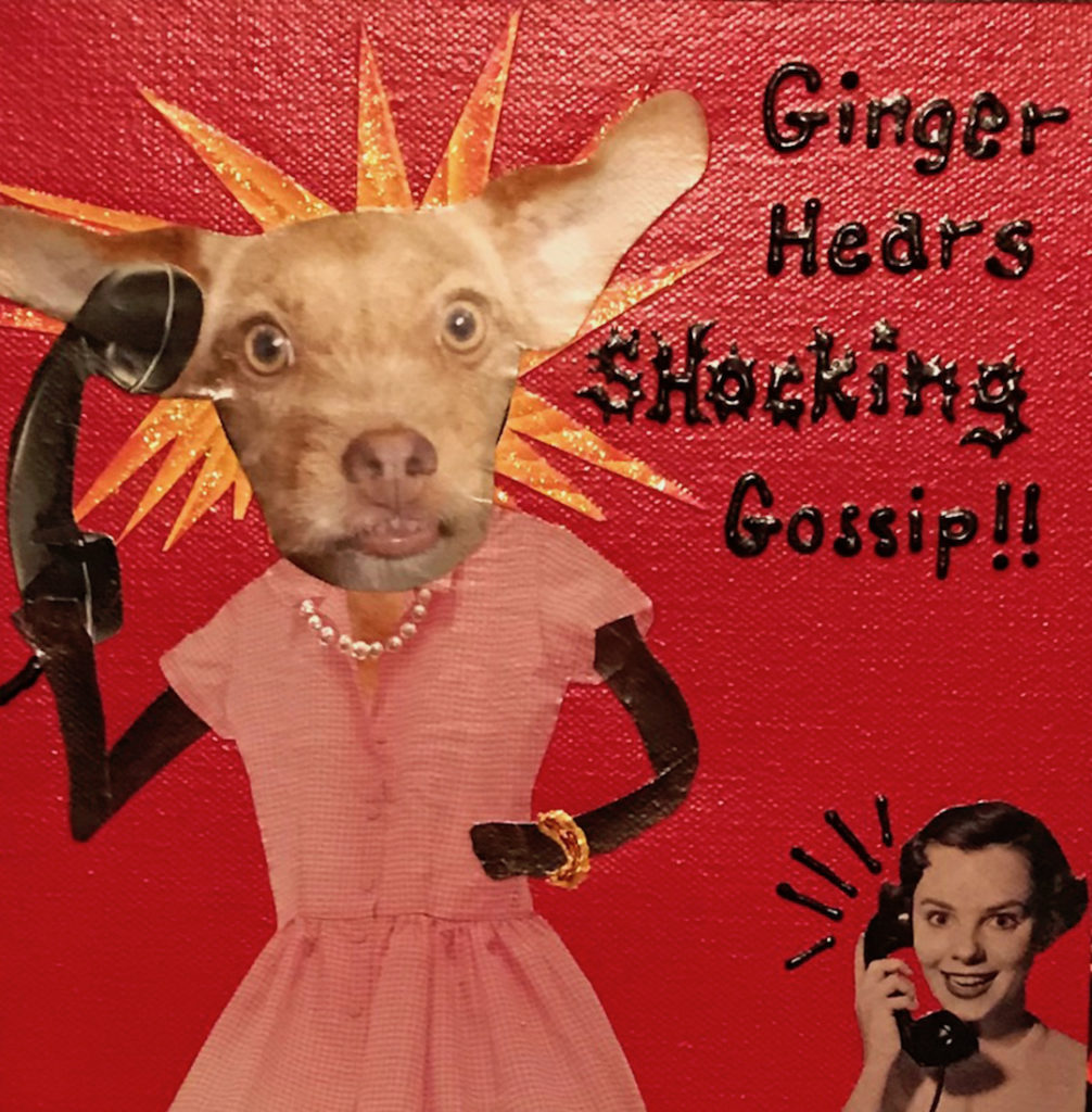 Deborah Openden: Ginger Hears Shocking Gossip