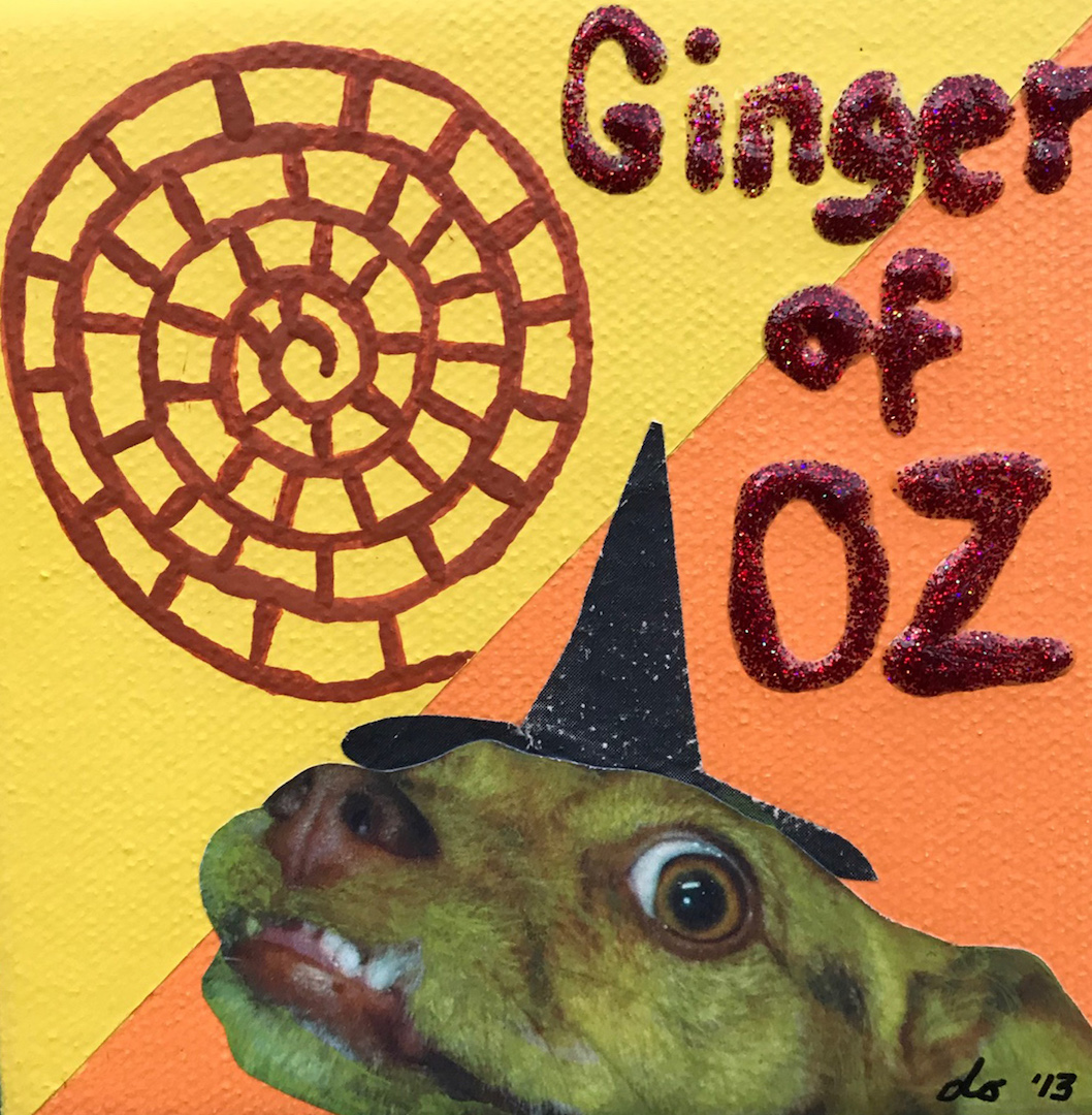 Deborah Openden: Ginger of Oz