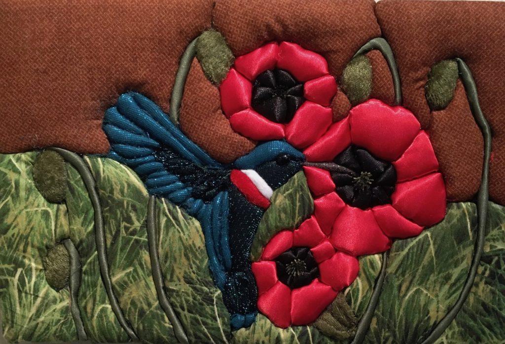 E. Cristina Diaz-Arntzen: Hummingbird