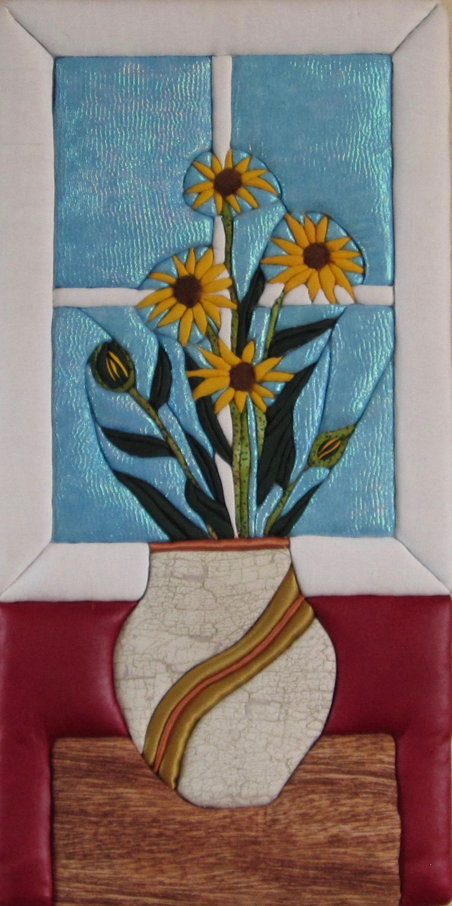 E. Cristina Diaz-Arntzen: Looking at You: Daisies