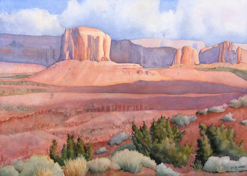 Jane Fritz: Monument Valley 2