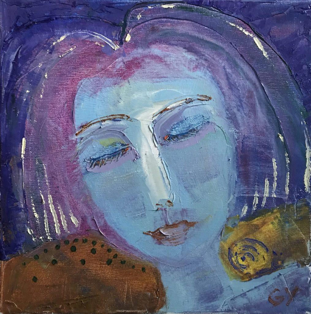 Gala Yershevich: Moon Lady
