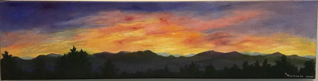 Kay Richards: New Mexico Glow