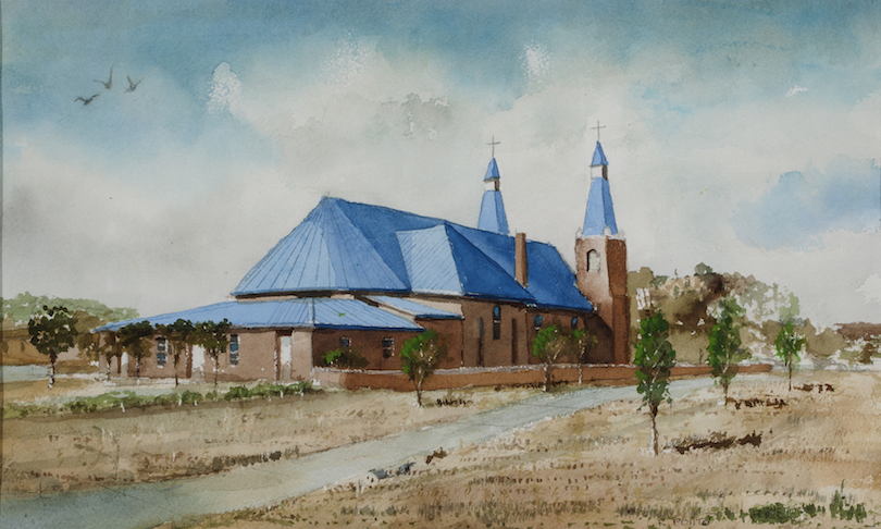 Robert Ponto: Alameda Street Church