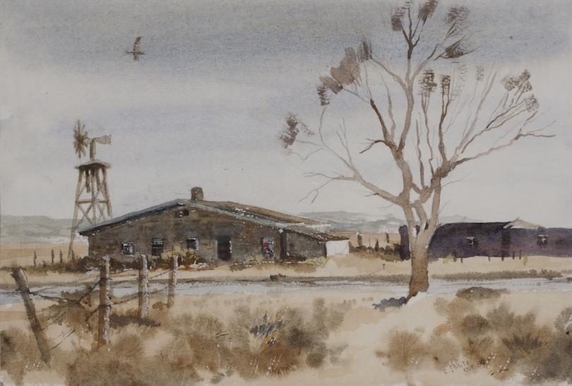 Robert Ponto: Adobe Ranch